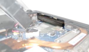 Lenovo Ideapad Z565 Heat Fins